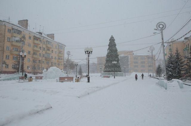 От снега очищены 332 остановки.