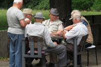 Мужчины составляют всего треть от всех пенсионеров региона.