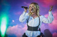 На открытии спартакиады Наталья будет петь.
