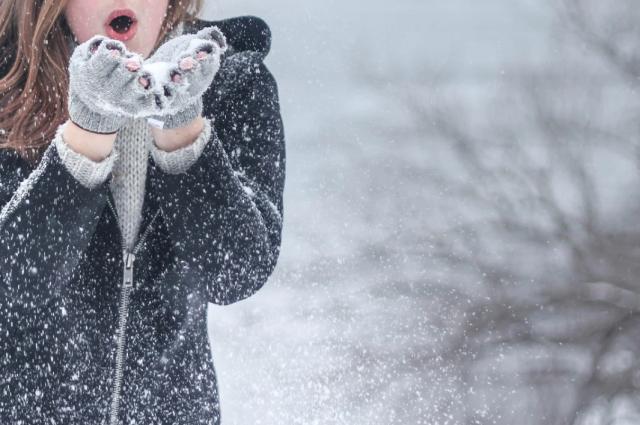 то мороз, то кипель - трудно одеться по погоде