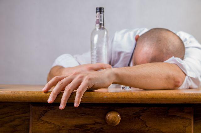 За год объём выпитого вырос на 3%.