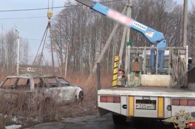 Мужчина поджег 8 автомобилей в поселках Дорожный и Орловка