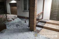 В Харьковской области во двор частного дома бросили гранату