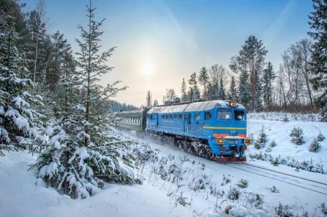 Укрзализныця назначила дополнительный поезд из Киева в Харьков.