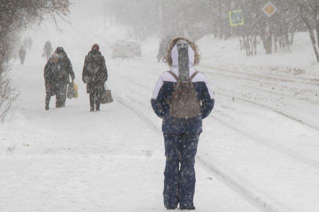 Морозы в регионе в выходные превысят 40-градусную отметку.