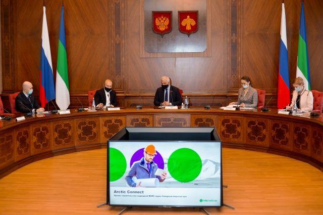Республика Коми стала третьим северным регионом, который подключился к реализации важнейшего проекта в Арктической зоне