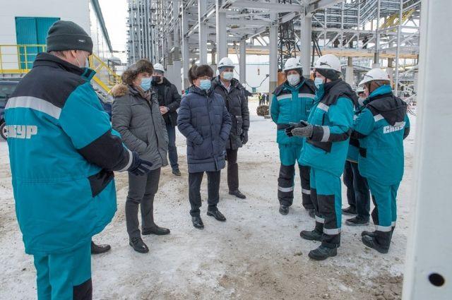 Александр Моор поделился секретом роста промышленного производства