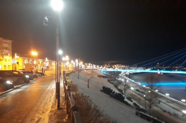 Три парковки в Тюмени стали дешевле
