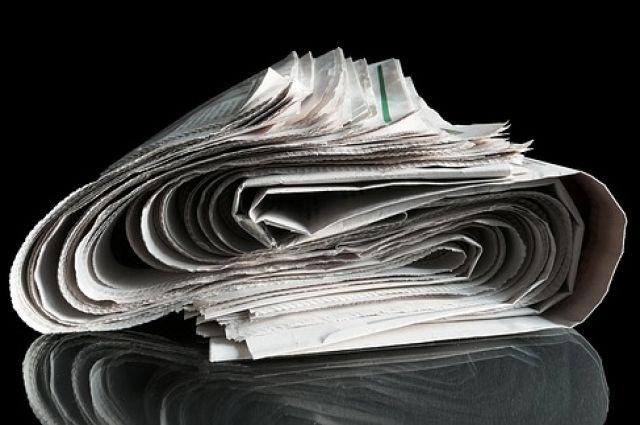 Оренбургские журналисты нашли неточность в федеральной статье о конфликте предпринимателя и налоговой в Орске.