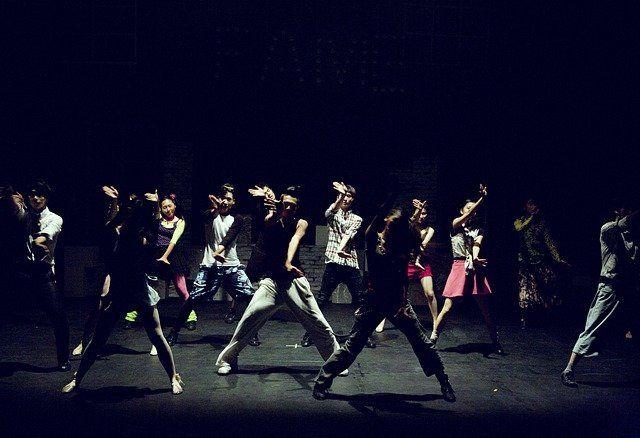 В Тюмени пройдет спектакль современного танца