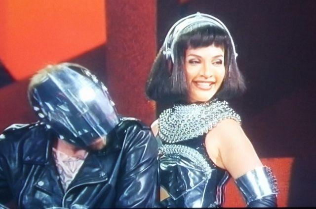 Дарья исполнила песню Уитни Хьюстон и получила от жюри максимальное количество баллов - 20