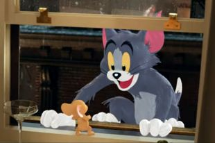 Мультфильм «Том и Джерри» возглавил российский кинопрокат в выходные