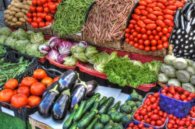 В Тюменской области подорожали овощи и мука, но подешевели яйца
