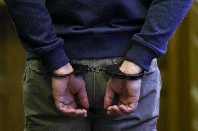 Исполнителей полицейские задержали в Домодедово, когда они собирались вылететь на родину.