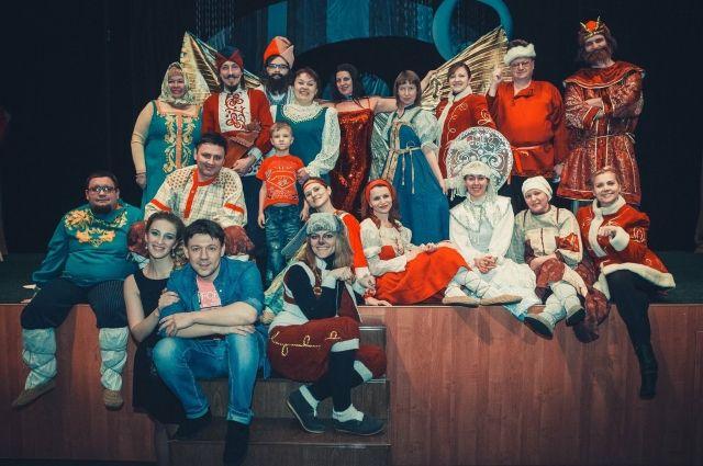 Тюменцев приглашают на исторический спектакль о жизни города