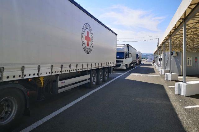 РФ спекулирует на теме доставки гуманитарных грузов в ОРДЛО, - ГПСУ