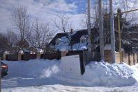 Дом семьи Малаховых, где произошло убийство