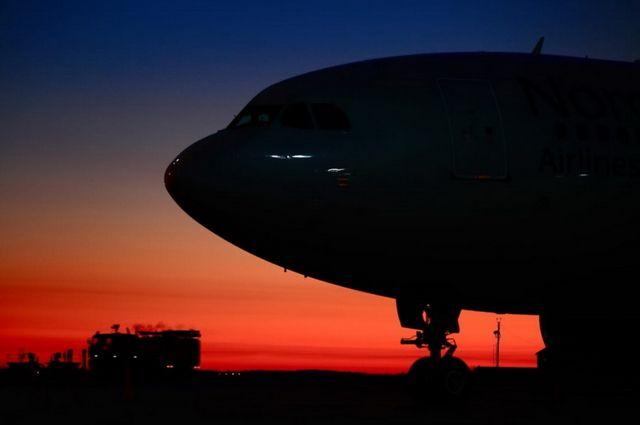 По маршруту Псков-Симферополь будут летать самолеты с большей вместимостью