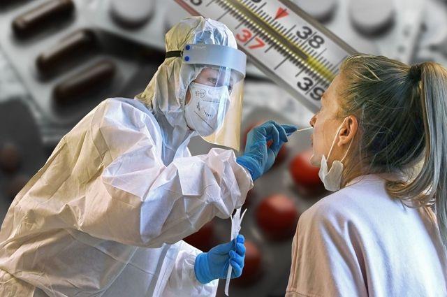 Всего с начала пандемии в регионе зарегистрировано 21341 случая заражения COVID-19.