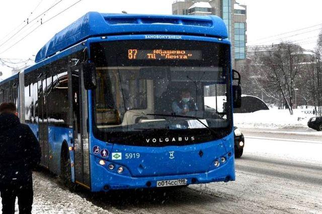 Пять автобусов в ближайшее время выйдут на междугородние и пригородные маршруты.