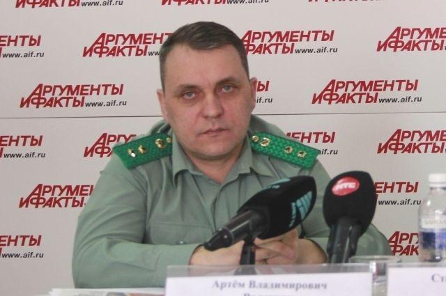 Артём Валетчик.