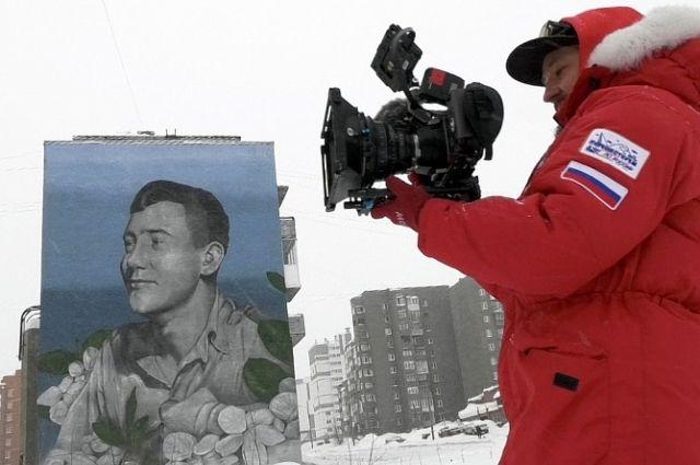 Съёмочная группа посетила столицу Кузбасса в рамках автопробега «Гранд-тур «Байкальская миля».
