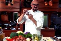 Сталик научит готовить вкусные блюда просто и быстро.