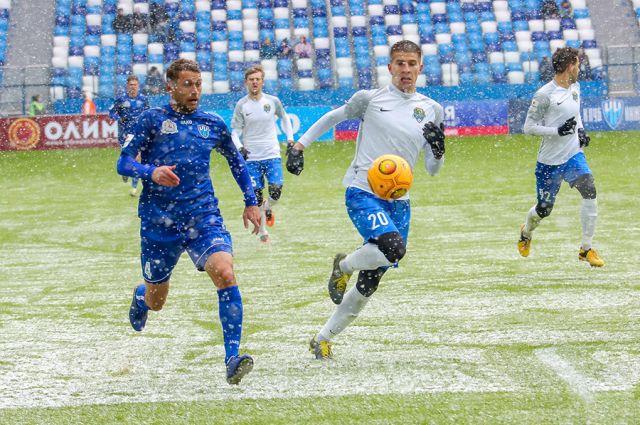 Год назад футбольный клуб «Нижний Новгород» не сумел забить в первом матче рестарта сезона.