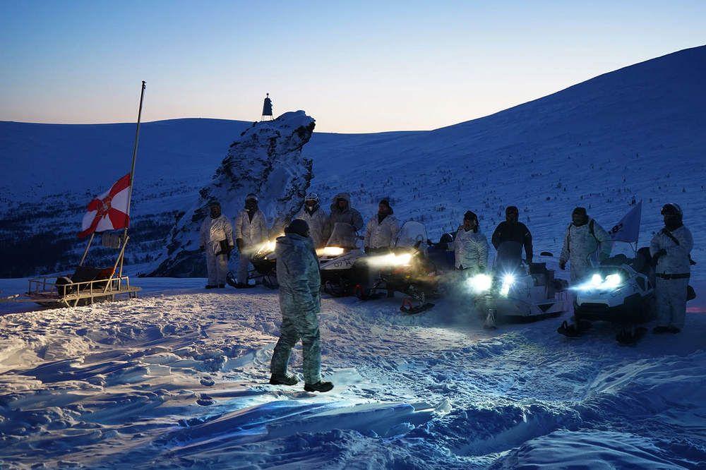 Двигатели снегоходов на морозе нередко глохли