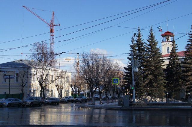 Уфимские власти планируют сделать улицу Октябрьской революции пешеходной в кратчайшие сроки