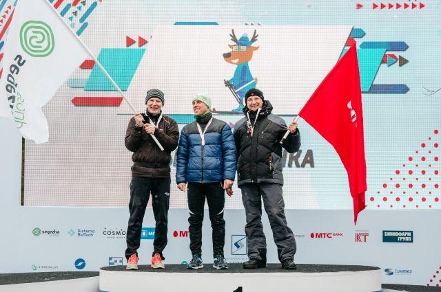 В соревнованиях приняли участие более 500 спортсменов.