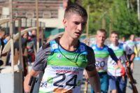 Павел Волков показал лучший результат среди юношей-представителей Алтайского края