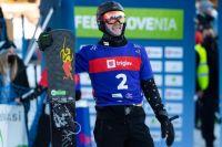 Это вторая медаль спортсмена в соревнованиях в Словении.