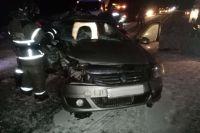 В ДТП со сгоревшей машиной погибла начальник Управления образования Балезинского района