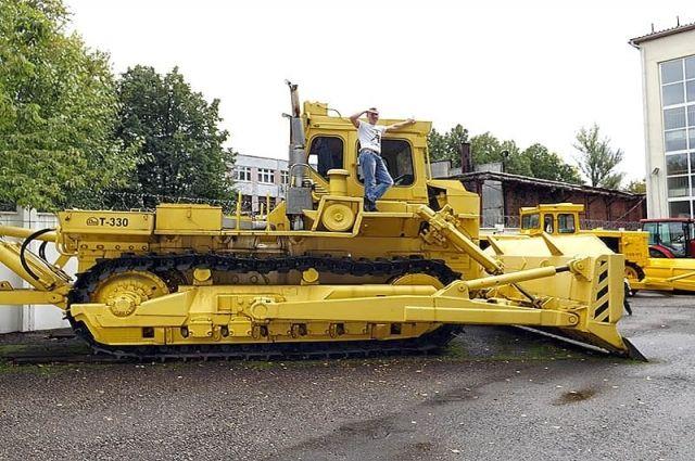 Тракторы – бренд республики, почему бы это не использовать?