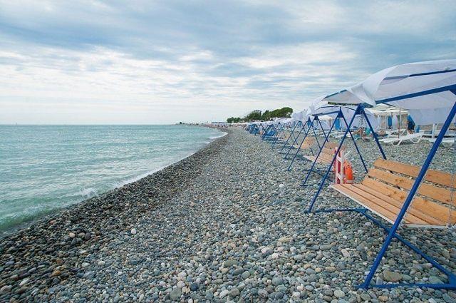 Несмотря на межсезонье, весной-2021 отели Сочи загружены на 70 %.