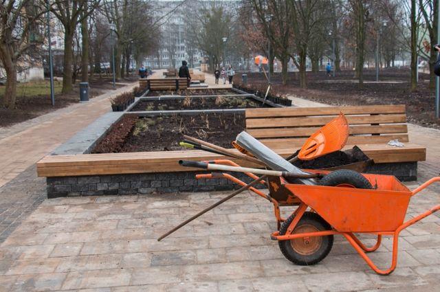 Улица Рокоссовского открыта, но ремонт не окончен