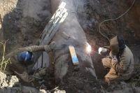 В Донецкой области произошла авария на водопроводе