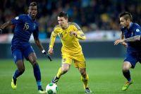 Матч между сборными Франции и Украины пройдет без зрителей.