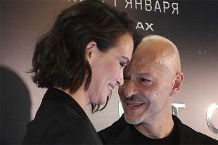 Федор Бондарчук и Паулина Андреева стали родителями