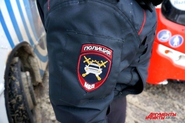 Полиция задержала юношу в Екатеринбурге.