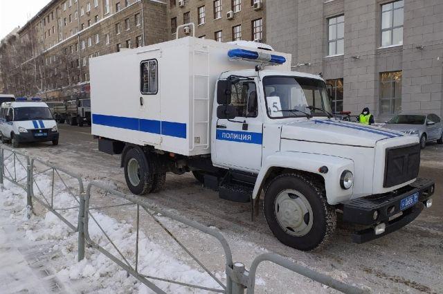 Полиция рассказала подробности о розыске и задержании юноши.