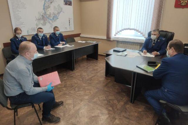 Павел Данильченко прибыл в Новокузнецк 3 марта.