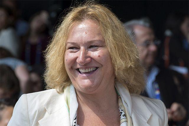 Российская предпринимательница, супруга бывшего мэра Москвы Ю.Лужкова Елена Батурина.