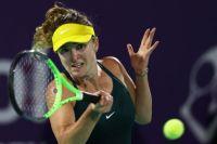 Свитолина проиграла в четвертьфинале турнира в Катаре