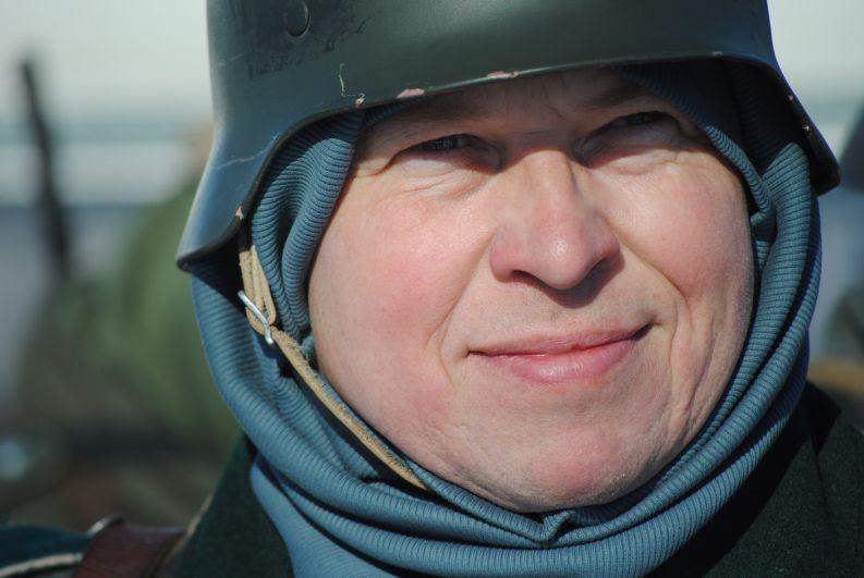 Сергей принял участие в съёмках из любопытства - не каждый день в Оренбуржье снимают кино.
