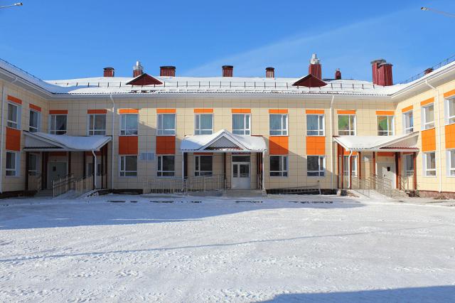 Новый детский сад на 220 мест построен в Башкирии