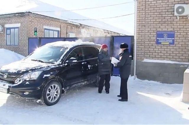 Угнанный автомобиль находился в розыске с 2014 года.