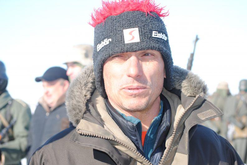 Продюсер и режиссер фильма - Андрей Шальопа.