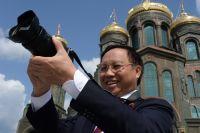 Чрезвычайный и Полномочный Посол Социалистической Республики Вьетнам в России Нго Дык Ман.